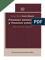 Chapoy Bonifaz Dolores 2006 Finanzas Nacionales y Finanzas Estatales
