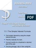 Simple Interest and Simple Discount (1)