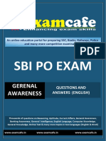 General Awareness Practice Set 1 for Bank PO.pdf