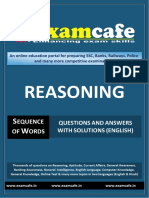 Sequence of words - English Practice Set 1.pdf