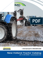 New Holland Tractor Parts Catalogue