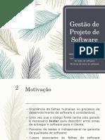 Conferência nº 13 - Estratégias de teste de software