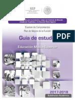 2 Guia Estudio Promocion Sub Acad 2017