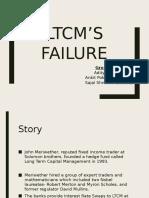 LTCM Case Presentation