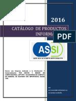 Catálogo 2016 Assi