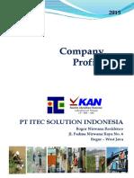 Company Profile PT ITEC 0715-31