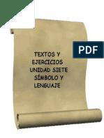 TEXTOS UNIDAD 7