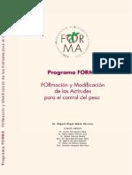 Apéndices PROGRAMA FORMA