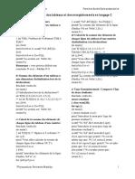 TP 3 Tableau Et Enregistrements