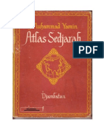 Historical Atlas of Indonesia by Yamin