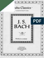 Bach for Tuba