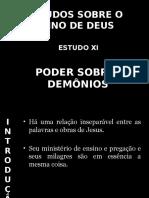 11 - Poder Sobre Demônios