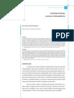 Ativismo Judicial - Causas e Fundamentos_Artigo_USP