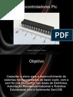 Aula 00 Introdução Microcontroladores Pic