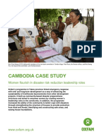 Cambodia Case Study