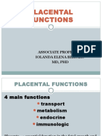 4 Placental Functions (1)
