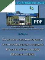 Farmacologia Anestesicos Locais (1)
