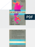 Sonego, Víctor - Las Dos Argentinas