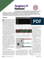 Raspberry GPIO Basic-switching