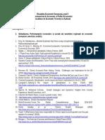 Bibliografie Economie Europeana_ro