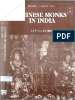 (Buddhist Traditions) Latika Lahiri-Chinese Monks in India_ Biography of Eminent Monks Who Went to the Western World in Search of the Law During the Great T'Ang Dynasty-Motilal Banarsidass (1995).pdf