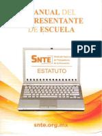 Manual de Representante de Escuela