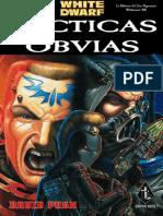 Warhammer 40K - Tácticas Obvias (Cómic)