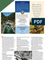 Auburn State Recreaion Area Park Brochure