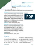 Patogenesis Del Melanoma