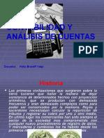 01- Introduccion a La Contabilidad y Análisis de Cuentas
