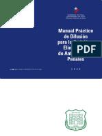 Manual práctico de eliminacion de antecedentes penales.