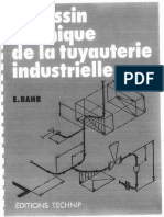 235368863 Dessin Technique Tuyauterie Industrielle PDF