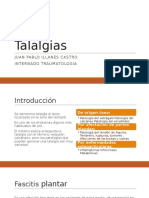 Talalgias