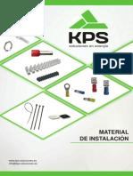 Cat Material Instalación KPS