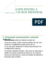 Curs Principii Didactice