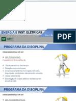 Slides 01 Energia e Instalações Elétricas