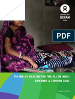 Financing Healthcare for All in India