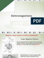 Cenni di elettromagnetismo