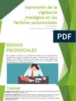 Evidencia 10  Comprensión de la vigilancia epidemiológica en los factores psicosociales.pptx