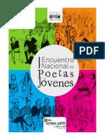 1er Encuentro Nacional de Jóvenes Poetas (Venezuela, 2016)