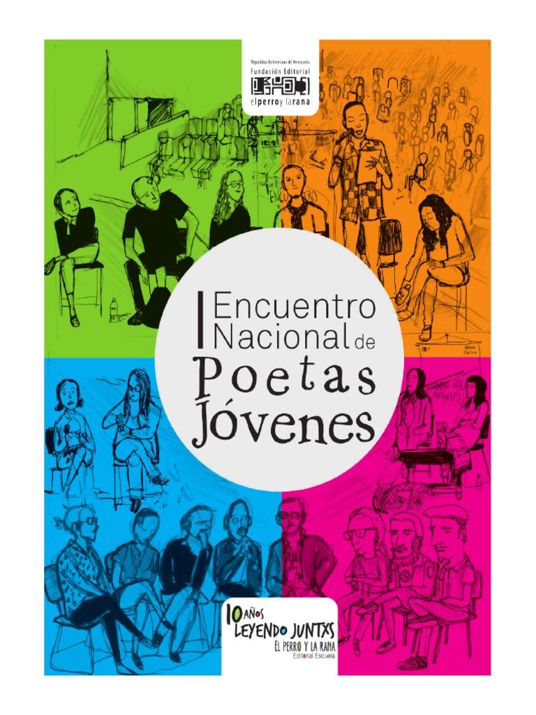 the best attitude 58365 bc9cb 1er Encuentro Nacional de Jóvenes Poetas (Venezuela, 2016)