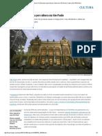 Agenda Cultural_ Há Demanda Reprimida Por Cultura Em São Paulo _ Cultura _ EL PAÍS Brasil