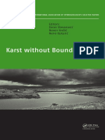 Karst without boundaries.