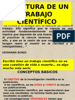 Escritura Científica