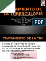 Tratamiento de La Tuberculosis