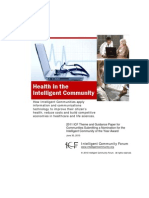 WP Health in ICs