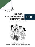 Juegos Cooperativos y Sin Competicion Para Infantil