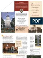 California State Capitol Propperty Park Brochure