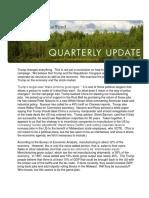 Forestar Value Fund Dec 2016