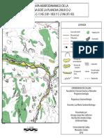 Mapa Morfodinámico de La Zona b de La Plancha 206 III D-2 (Vuelos C-1145 y C-2196)